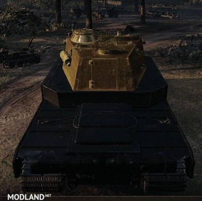 "Type 5 Heavy Skin ""Japan Black & Gold"" 1.0.1++ [1.0.1.1], 2 photo"